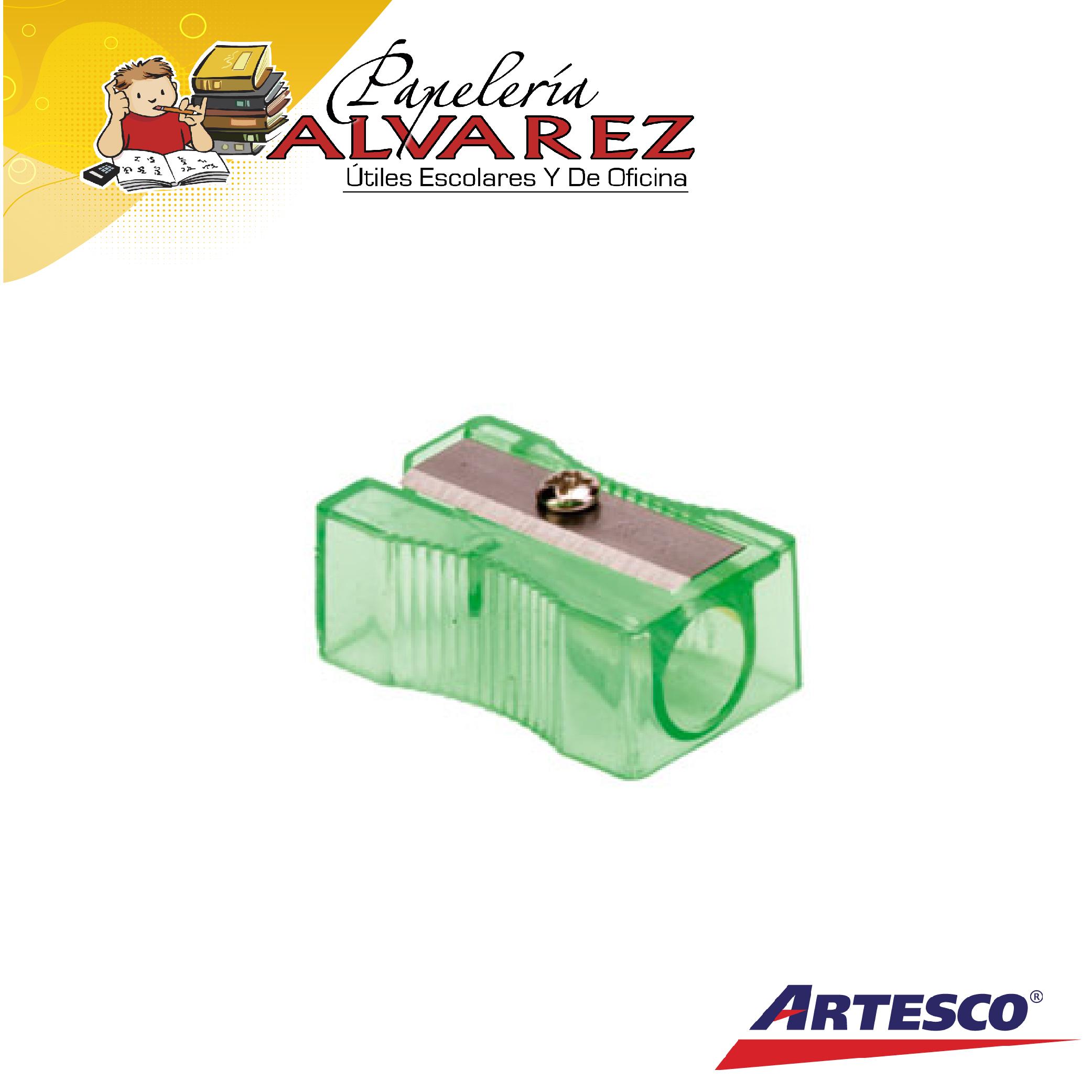 SACAPUNTA ARTESCO PLASTICO SENCILL M207
