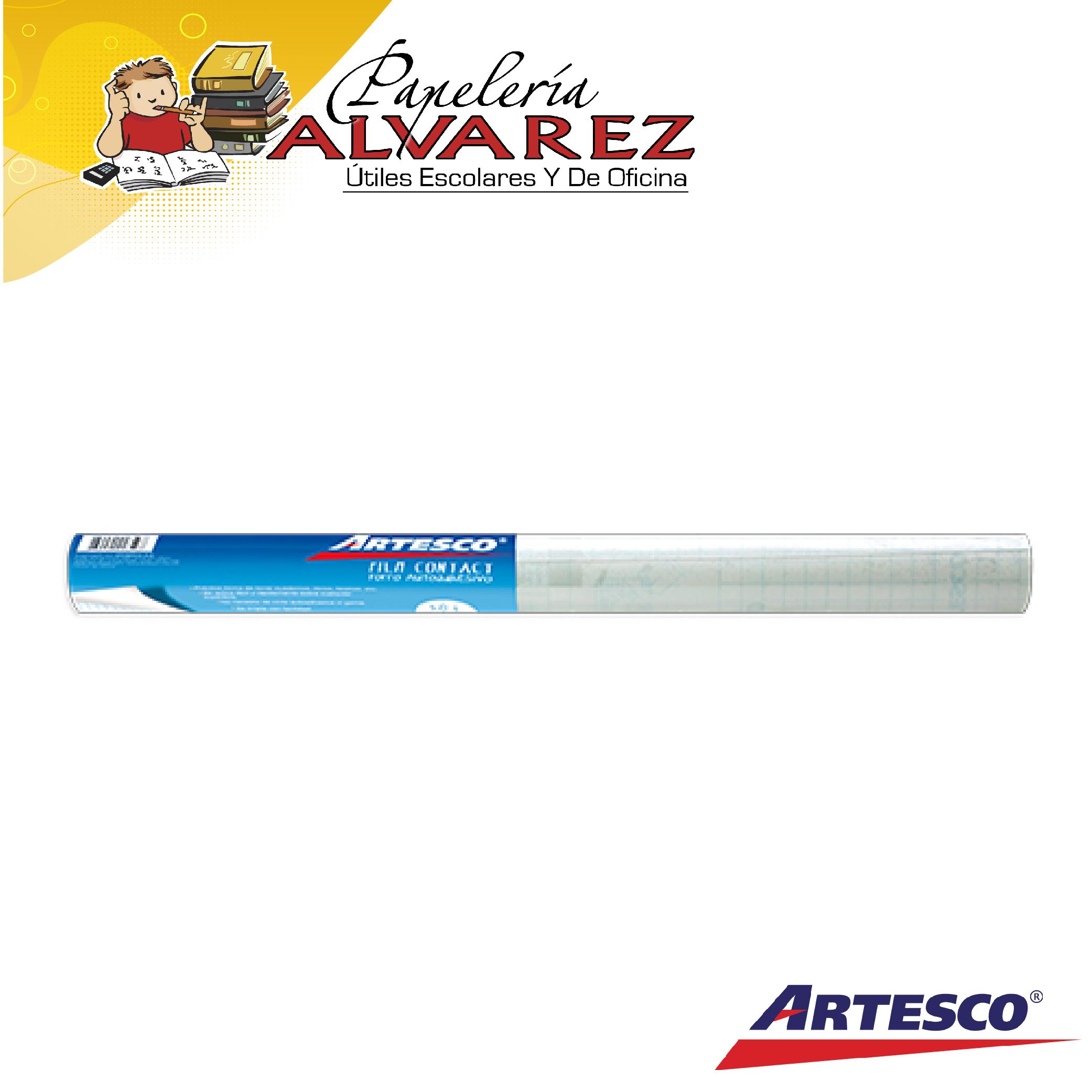 CONTACT ARTESCO TRANSPARENTE X 3MTS
