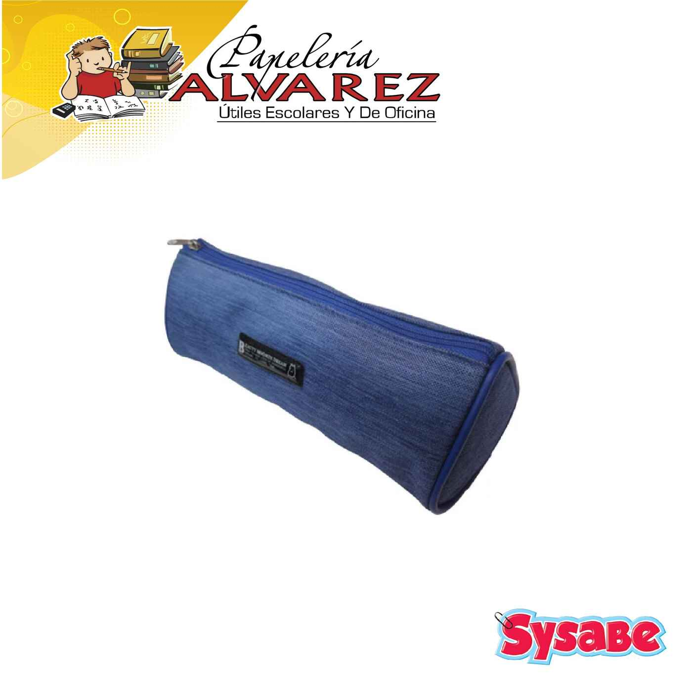 CARTUCHERA JEAN SYSABE DX-420-655C