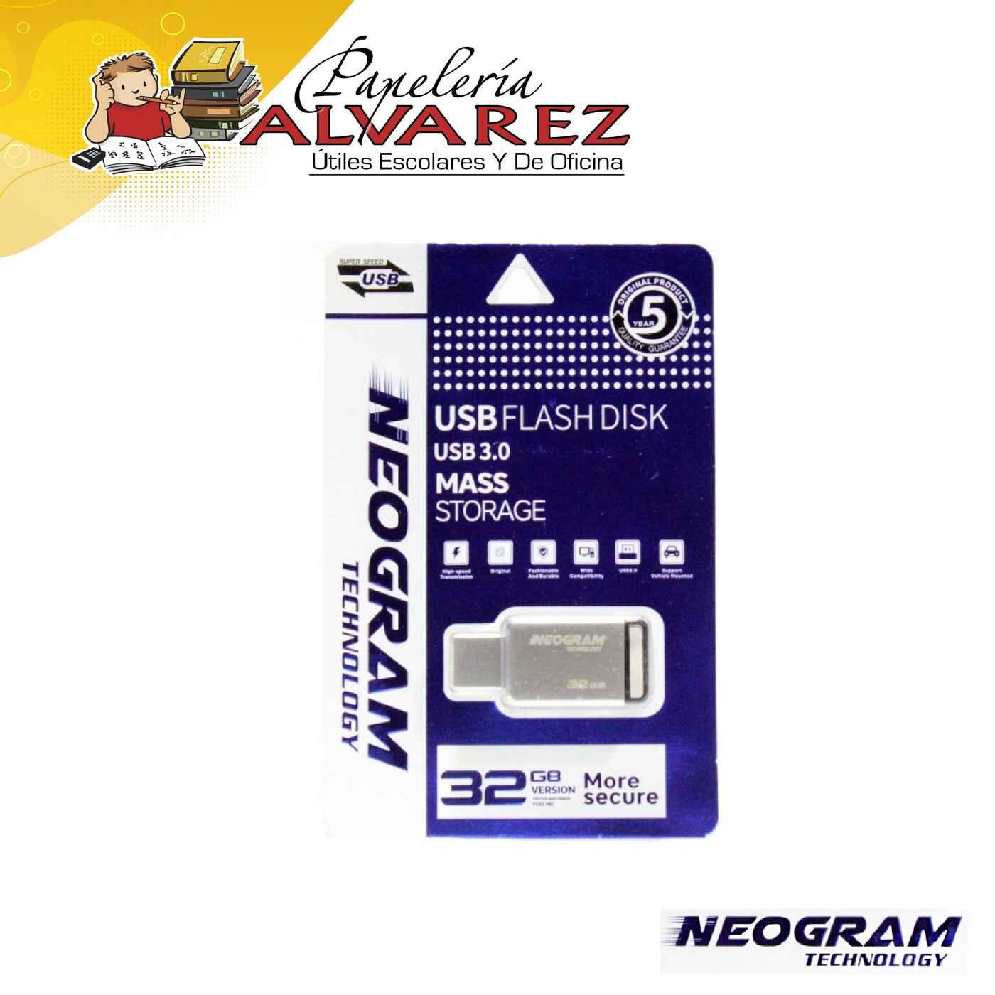 MEMORIA NEOGRAM USB 32GB