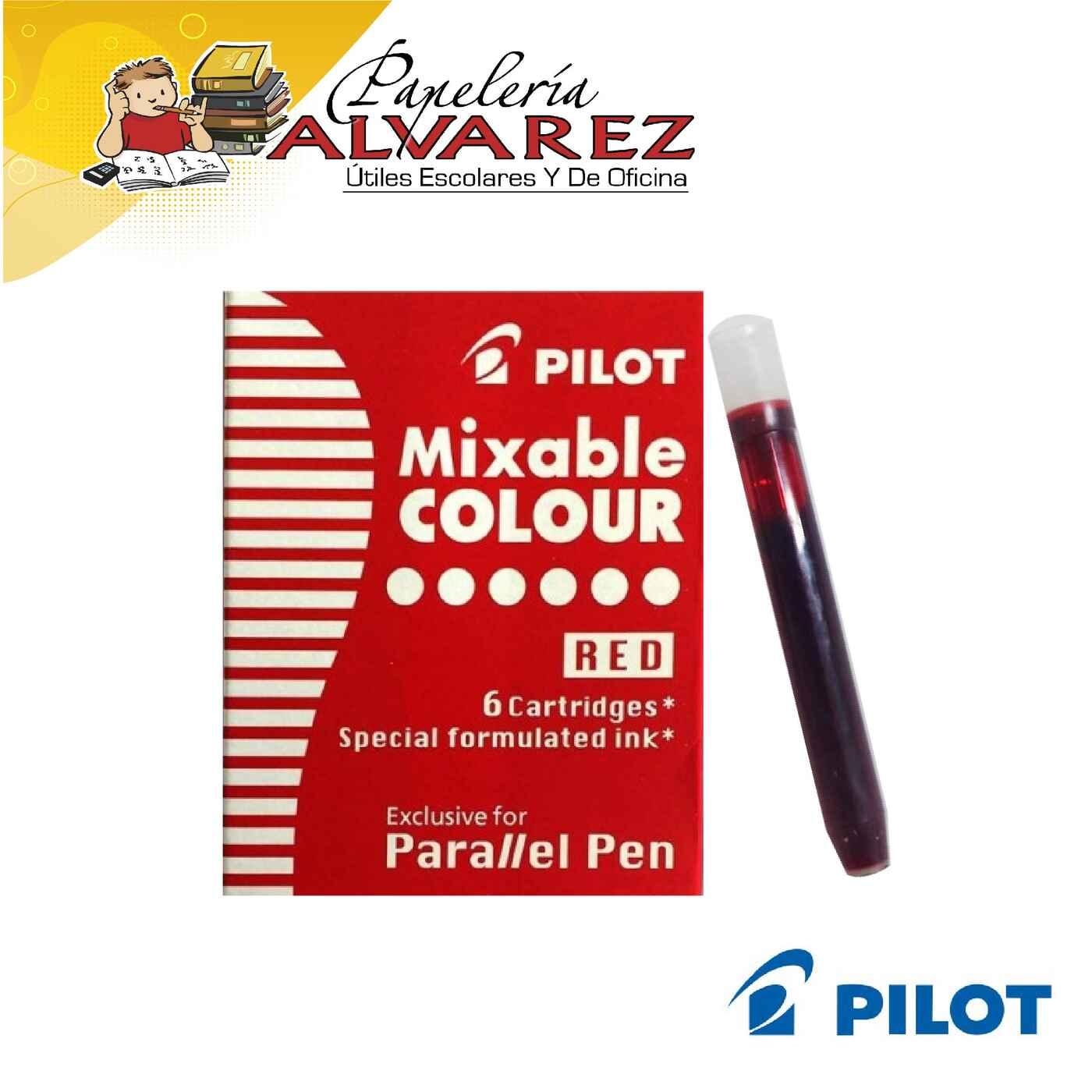 CARTUCHO PARA PLUMA PEN X 6 PILOT
