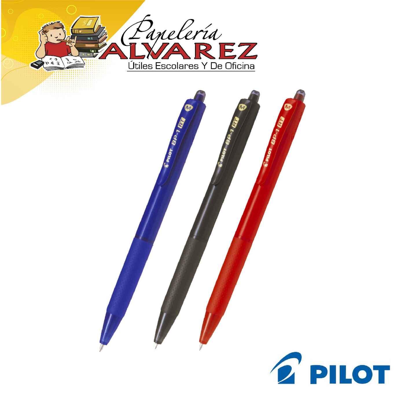 LAPICERO PILOT RETRACTIL BP1