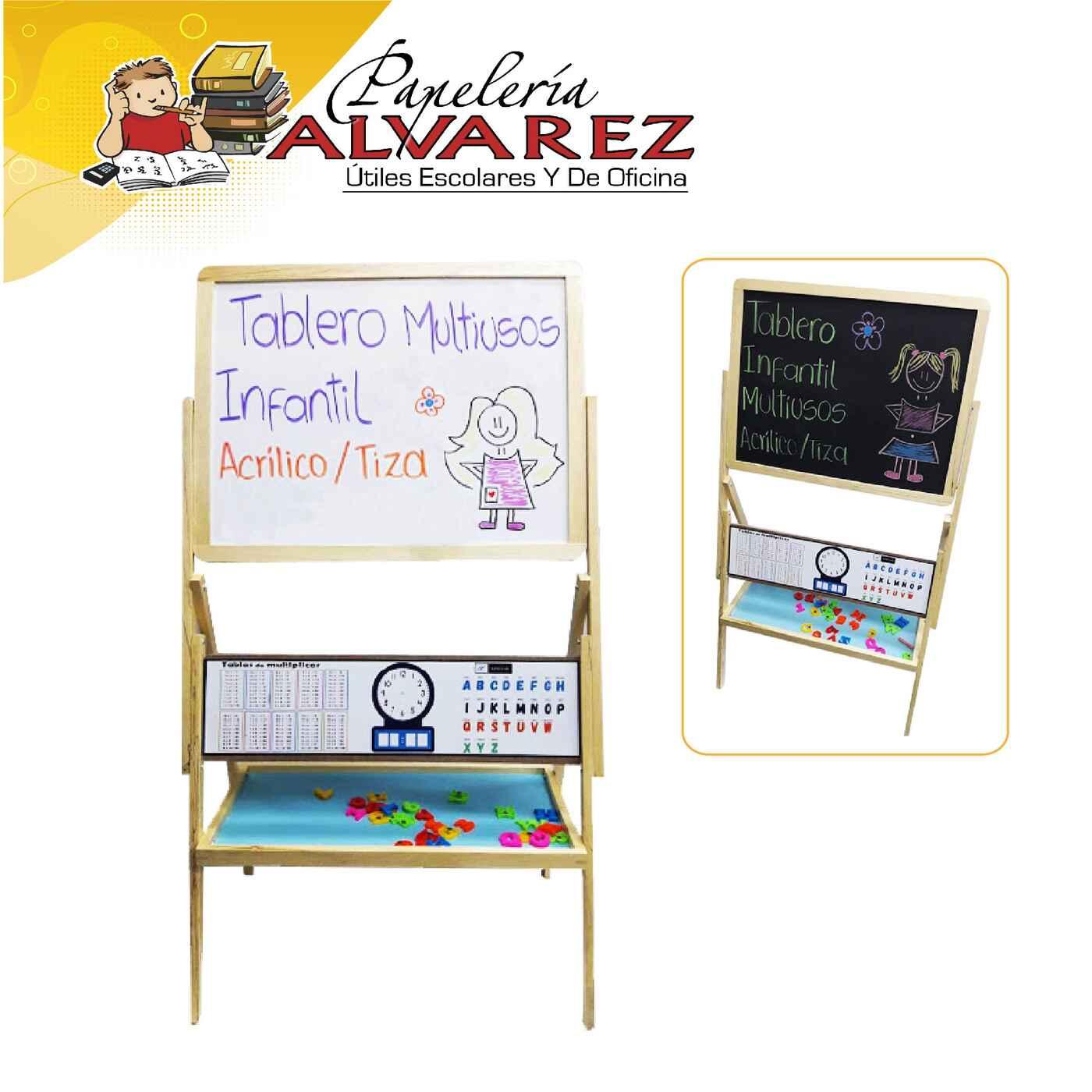 TABLERO XPRESART BORRABLE/TIZA INFANTIL