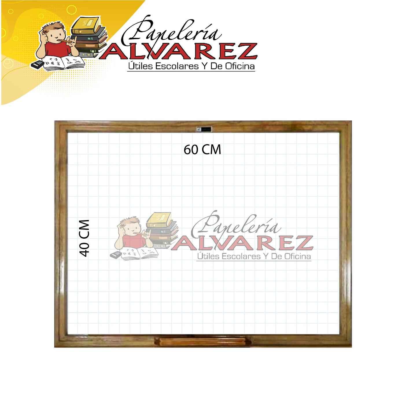 TABLERO XPRESART BLANCO BORRABLE 40X60