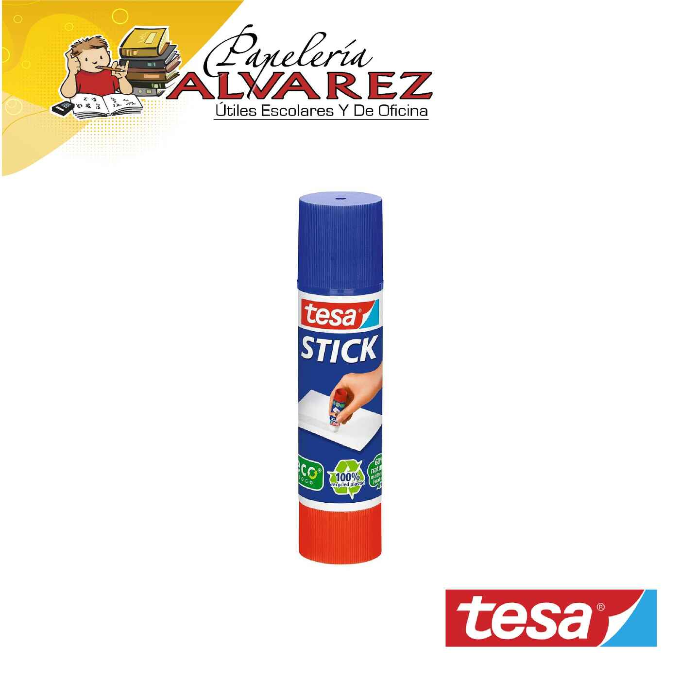 PEGANTE BARRA TESA STICK 20 GR