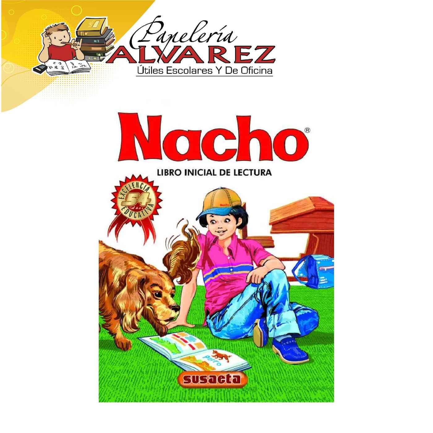 CARTILLA NACHO INICIAL