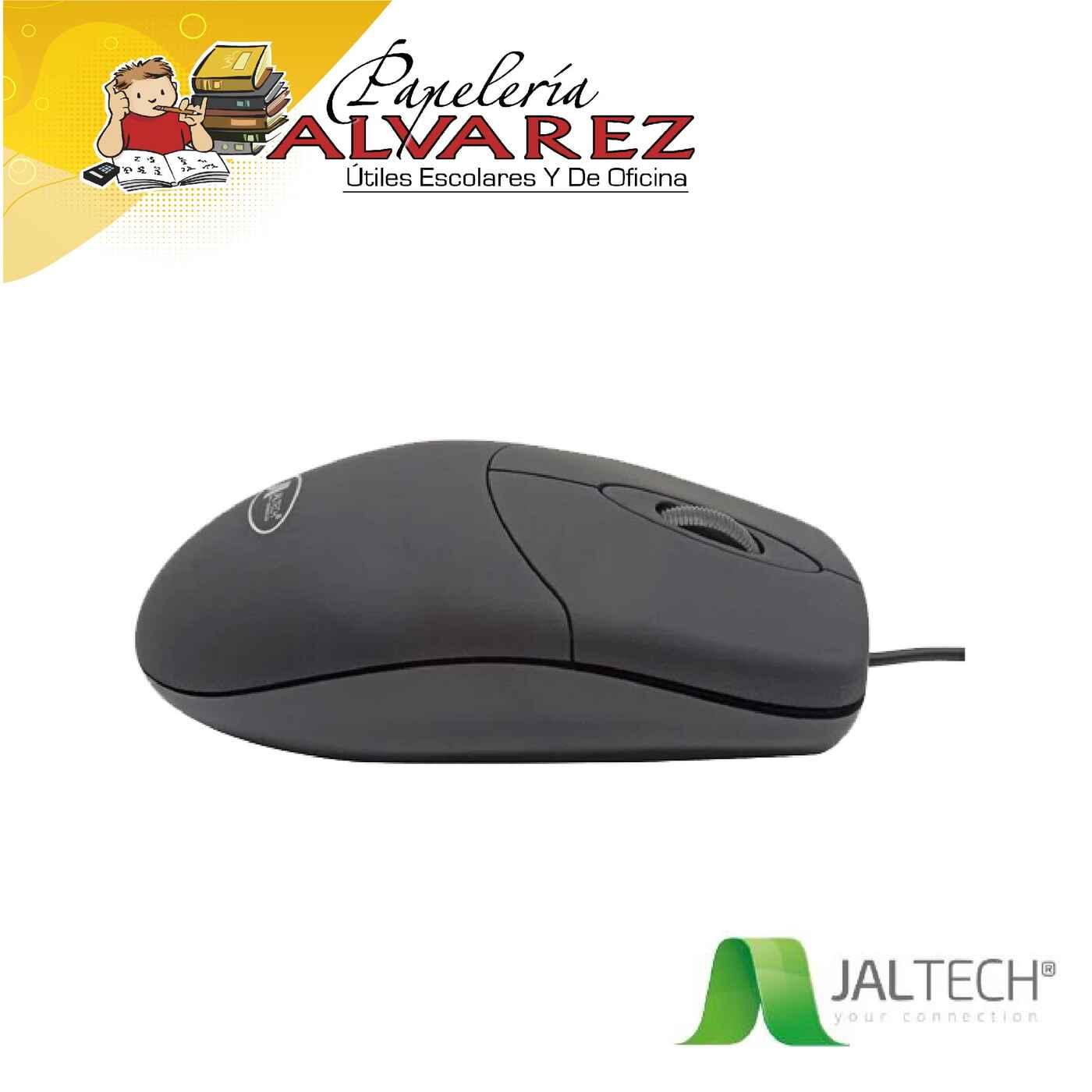 MOUSE PC ÓPTICAL JALTECH 708 ALÁMBRICO