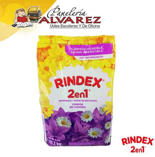 Detergente Rindex 2en1 x4000GR